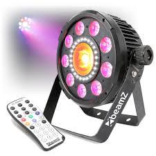 PAR LED …E NON SOLO BX96 Beamz
