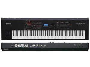 Pianoforte Workstation YAMAHA S90XS