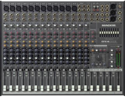 Mixer MACKIE CFX16 MK II