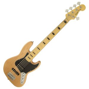 JAZZ BASS 5 corde  Squire By Fender