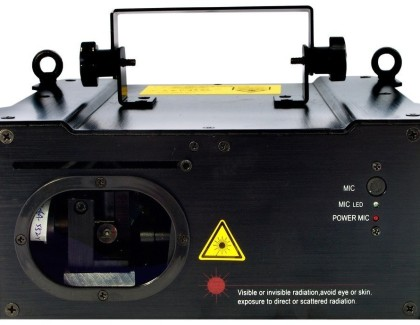 Laserworld CS-400 G
