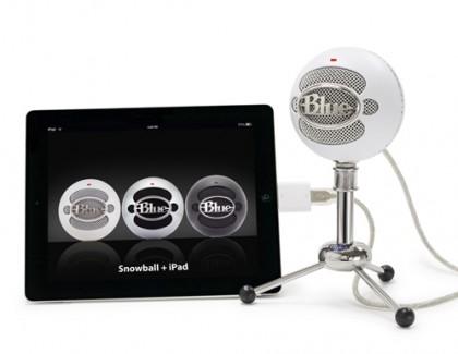 Snowball iPad2