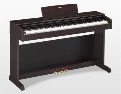 Piano digitale YAMAHA CLAVINOVA YDP143