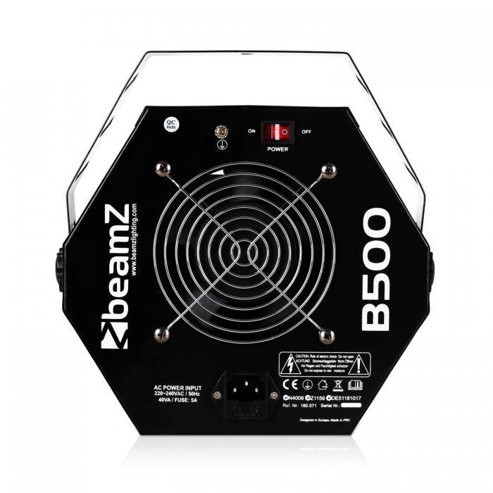 beamz b500 rear