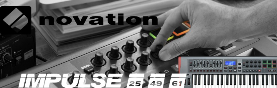 NOVATION new series IMPULSE