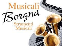 Musicali Borgna |Stumenti Musicali Pordenone