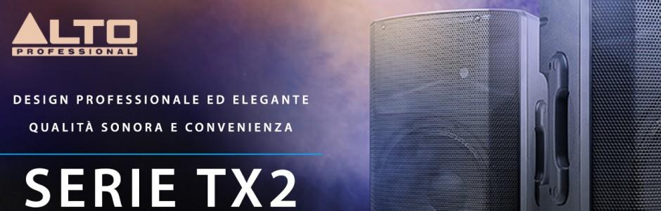 Alto Professional TX212