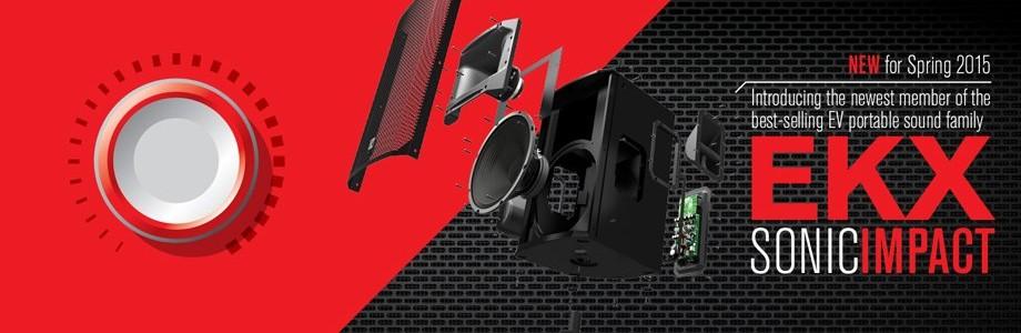 Electro Voice EKX